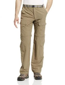 White Sierra Men's Trail Convertible Pant review