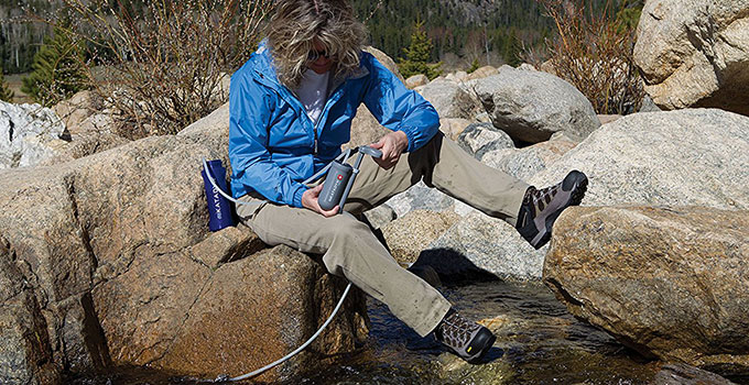 best water filter for backpacking