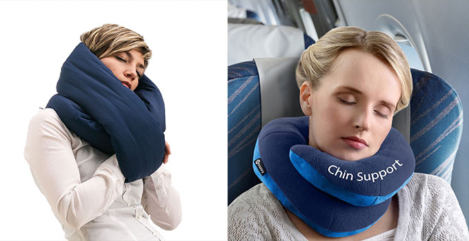 Best Travel Pillows for Long Haul Flight