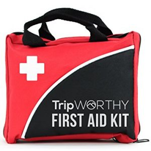 Compact First Aid Kit for Medical Emergency