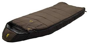 Browning Camping McKinley 0 Degree Sleeping Bag review