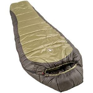 Coleman 0°F Mummy Sleeping Bag review