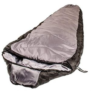 Northstar Tactical Coretech Mummy Sleeping Bag review