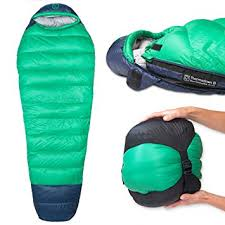 Paria outdoors 0 degrees mummy sleeping bag review