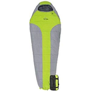 TETON Sports Tracker Scout Ultralight Mummy Sleeping Bag review