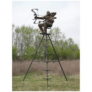 Sniper Sentinel 13′ Swivel Tripod Deer Stand review