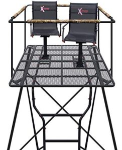 X-stand Hunting Blind Kingpin Tower review