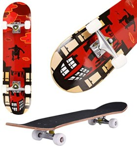 Aceshin Complete Skateboard