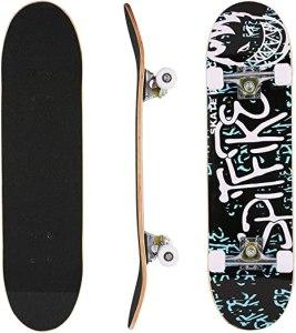 Hikole Complete Skateboard