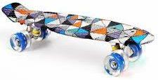 Merkapa 22 inches Complete Skateboard