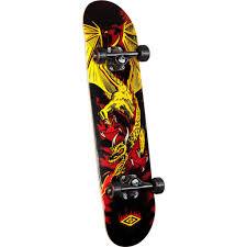 Powell Golden Dragon Skateboard
