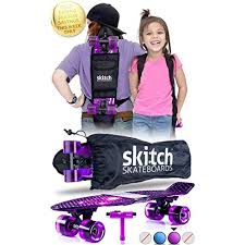 SKITCH Complete Skateboard