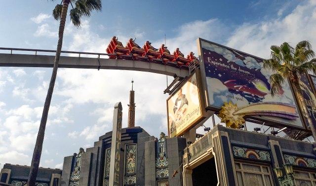USJ Hollywood Ride