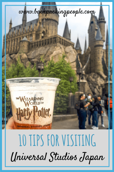 Things You Should Know Before Visiting Universal Studios Japan