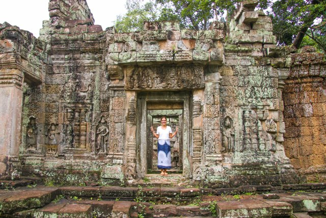 The Grand Circuit at Angkor Wat: Preah Khan