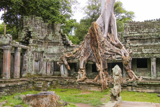 What to see at Angkor: Preah Khan