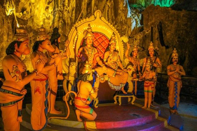 Ramayana Cave: What Is Inside of Batu Caves in Kuala Lumpur