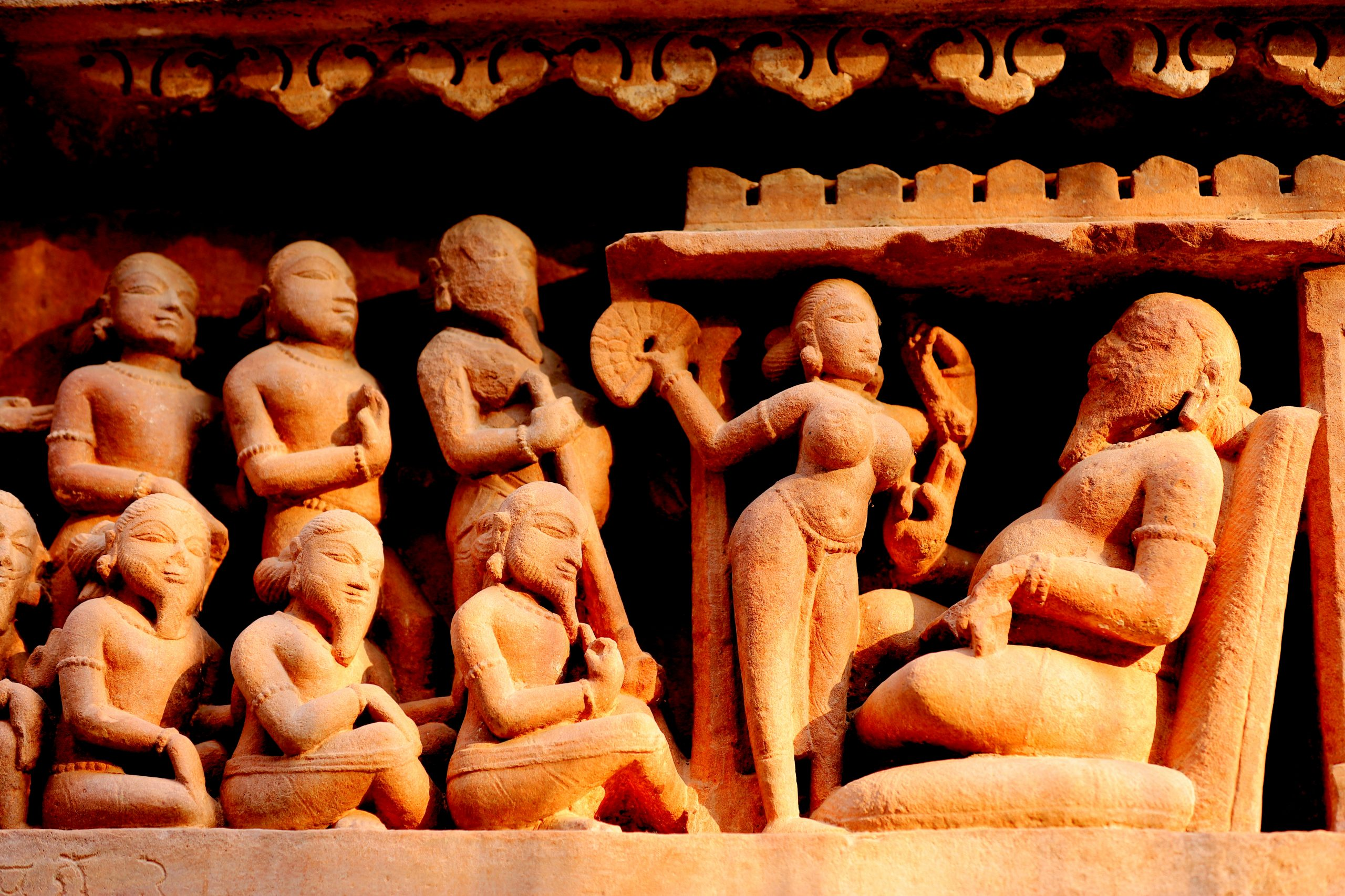 khajuraho backpacking romance