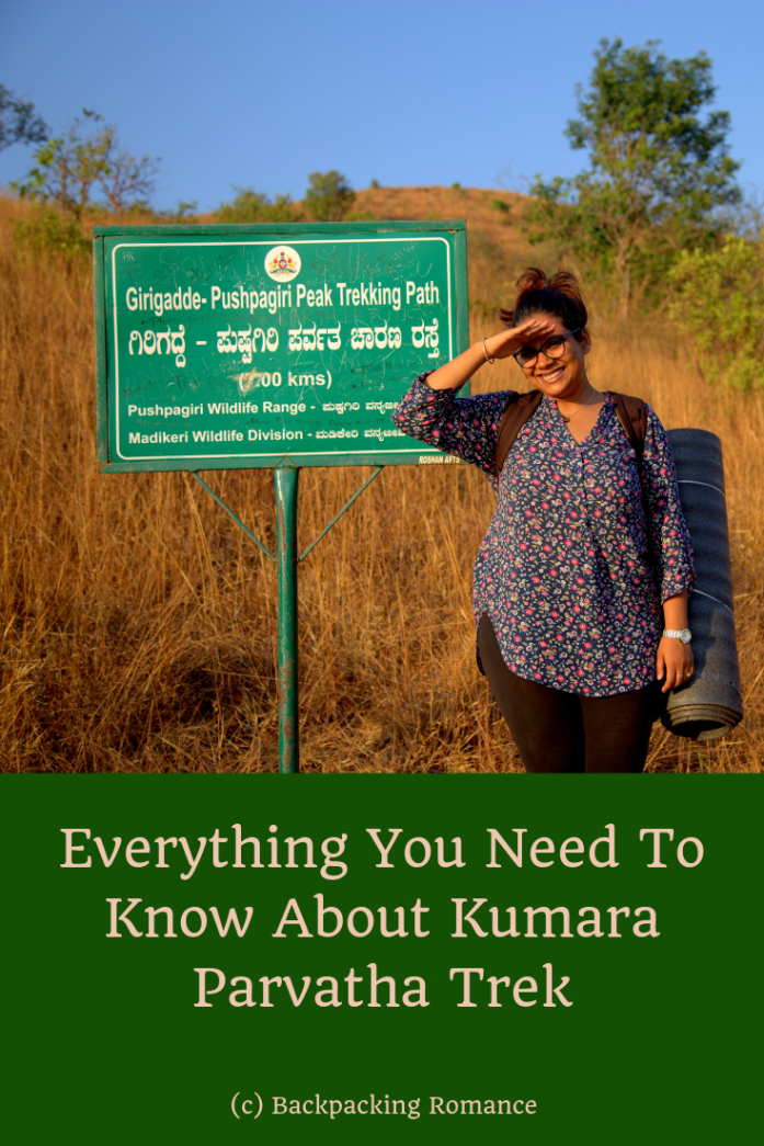 Everything You Need To Know About Kumara Parvatha Trek