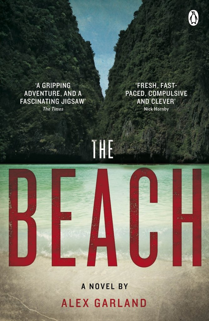 the beach Best Travel Books
