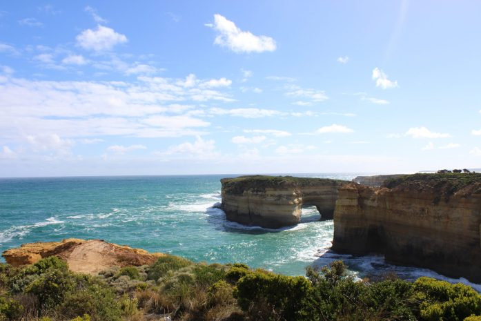 london arch great ocean road