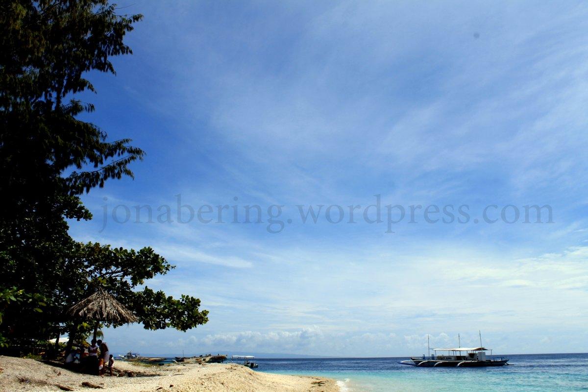 Beaches in Santander Cebu