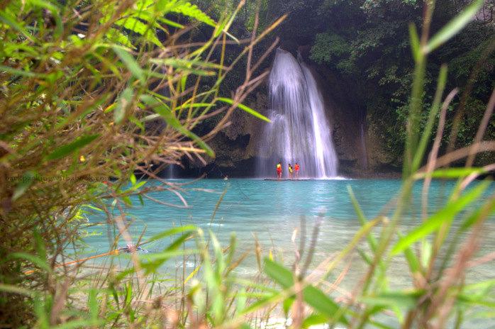 Kawasan Falls, Badian, Cebu Southern Cebu Travel Guide
