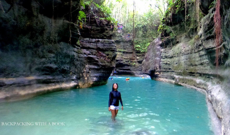 Six Reasons Why Kawasan Canyoneering Rocks