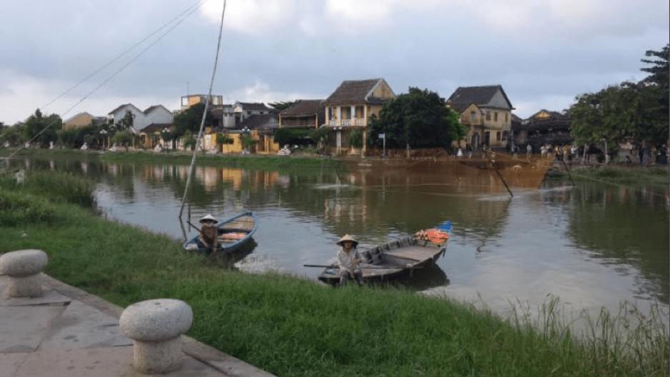 Traveling Hoi An Vietnam