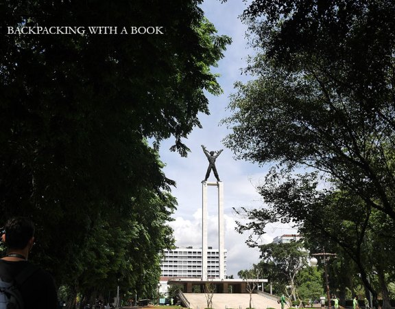 West New Guinean Liberation Monument, Jakarta