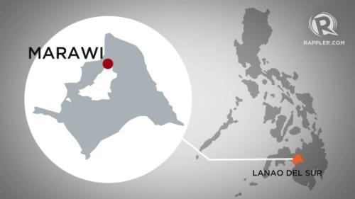 Where is Marawi City
