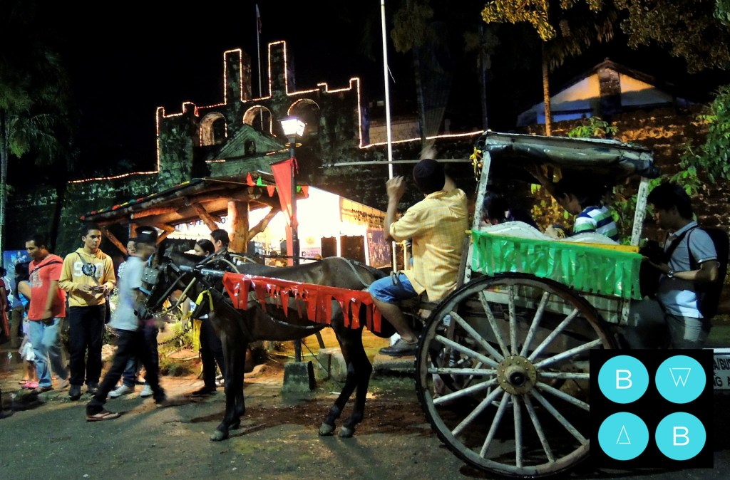 Kalesa Rides at Fort San Pedro Cebu Travel Guide