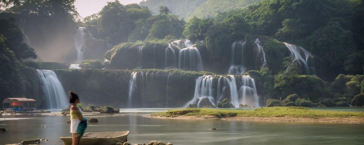 Northern Vietnam Travel Guide Ban Gioc Waterfalls, Cao Bang, Vietnam