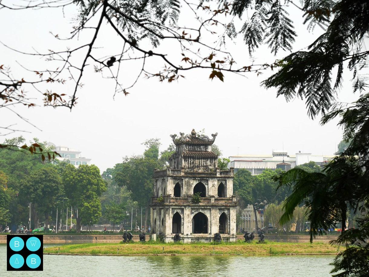 Northern Vietnam Travel Guide Hoan Kiem Lake Hanoi.jpg