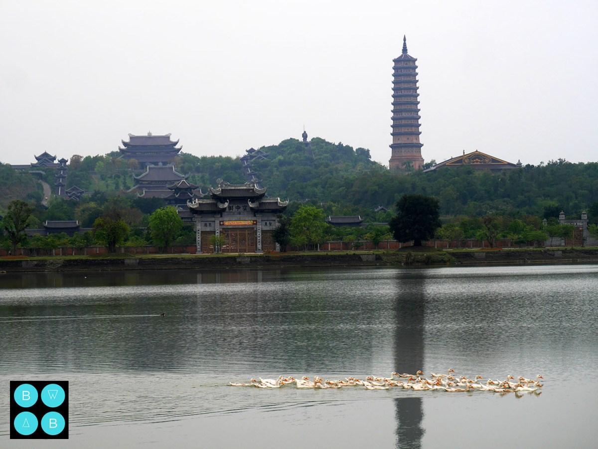 Northern Vietnam Travel Guide Ba Dinh Temple, Ninh Binh