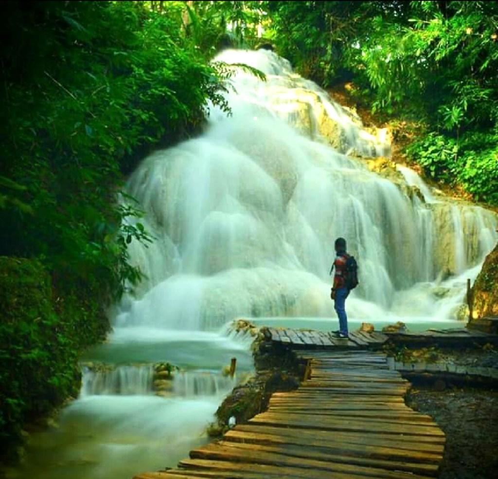 Yogyakarta Travel Guide Air Terjun Gedad