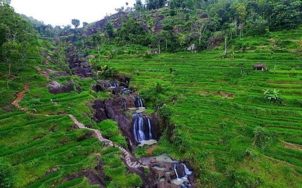 Yogyakarta Travel Guide air terjun kedung kandang