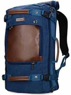 Witzman Men's Vintage Travel Backpack