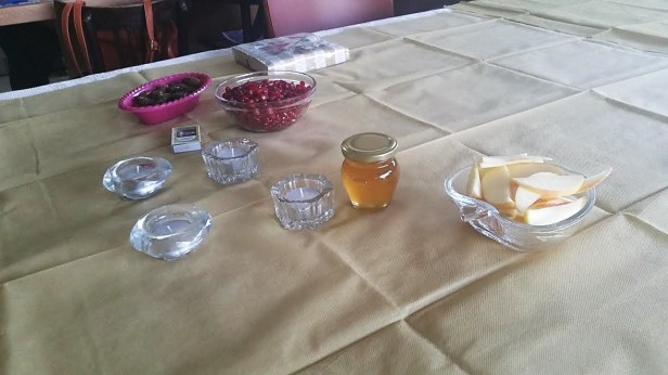 Rosh Hashana Table - What to do on the holiday in Israel