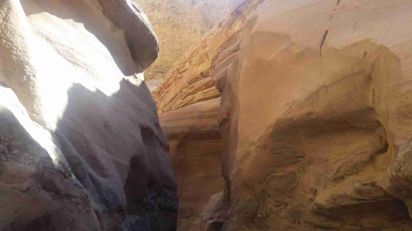 The Red Canyon
