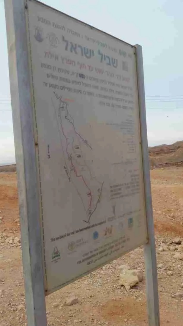 The Sign at the Head of the Trail