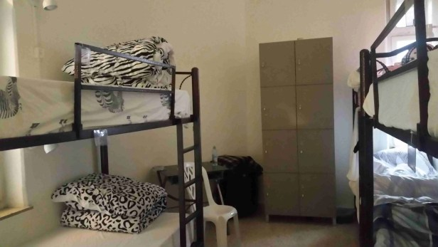 One of the Dorms