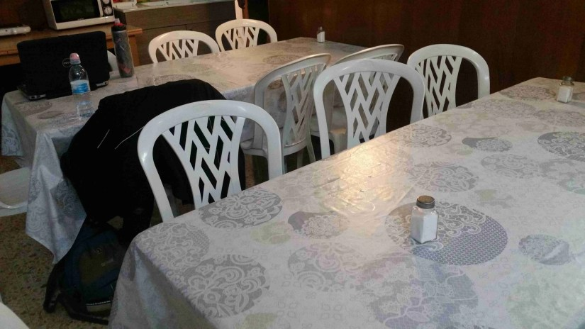 The Dining Tables