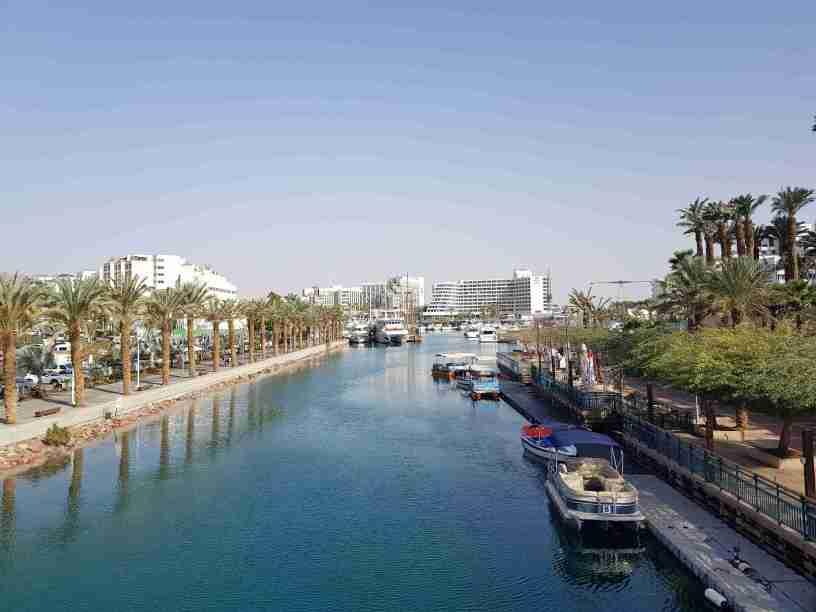 Sunny Eilat
