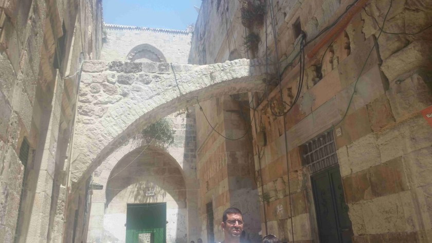 Mamluk architecture in Jerusalem