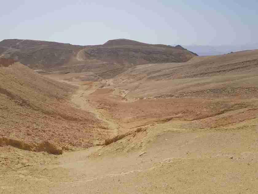Ein Netafim trail