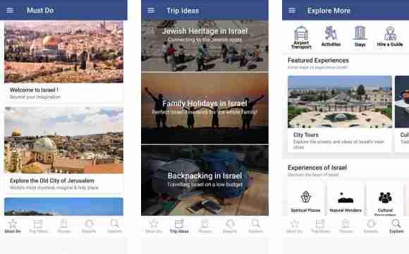 Travel Israel by Travelkosh