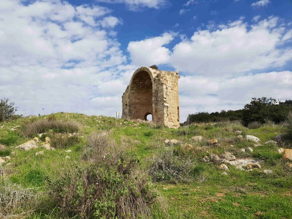St. Anne's Church in Beit Guvrin National Park