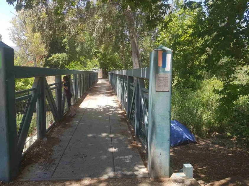 Snir Bridge