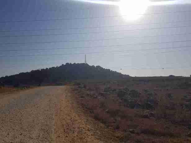 Keren Naftali on the Israel National Trail